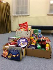 SVP FOOD AND TOY APPEAL